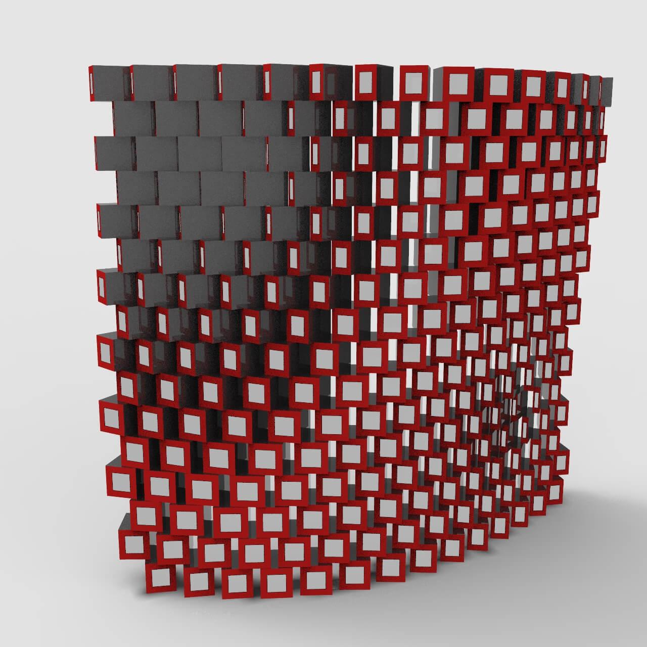 13- Rotating Panels
