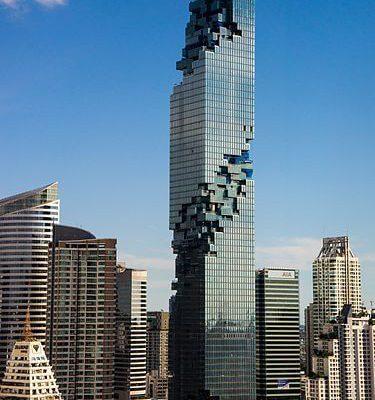 King Power Mahanakhon Tower architect 1