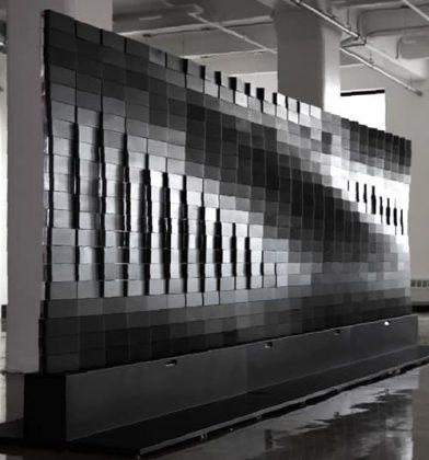 Installation Art #2 - Brixel Mirror