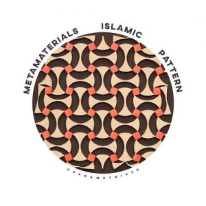 Metamaterials Islamic Pattern