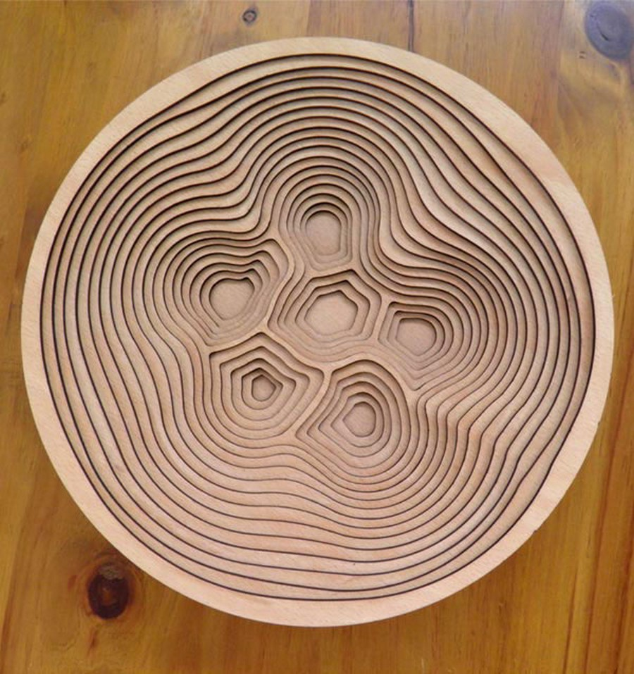 Wooden Kitchen Accessories #1: Laser Cutting Designs & Ideas