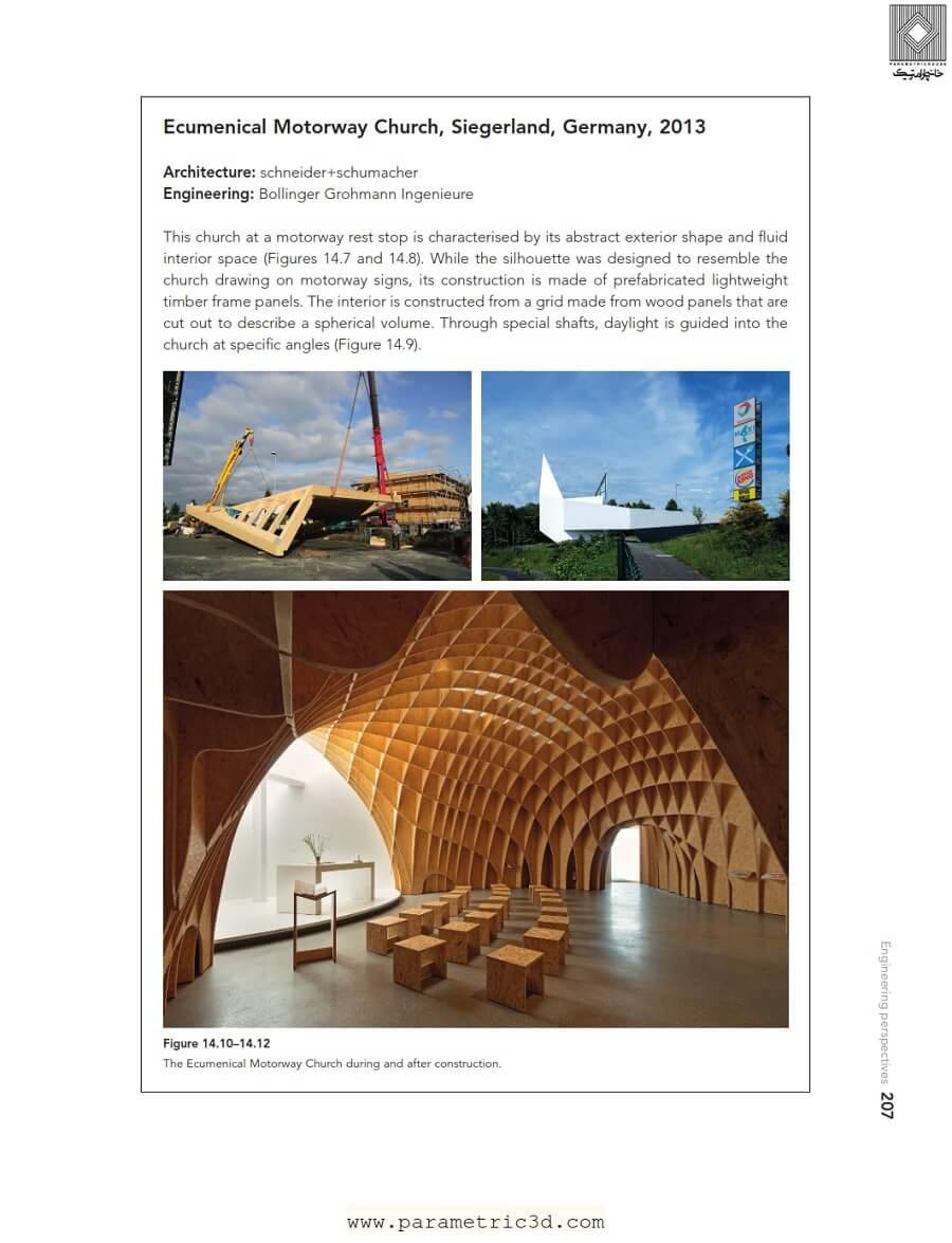 Advancing Wood Architecture