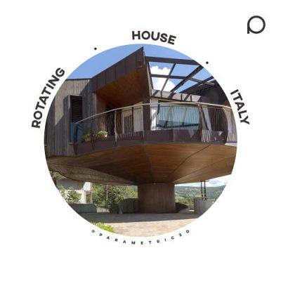 Rotating House - Parametric Design