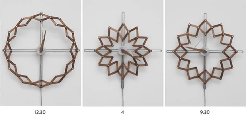 Installation art #1 - Solstice Clock