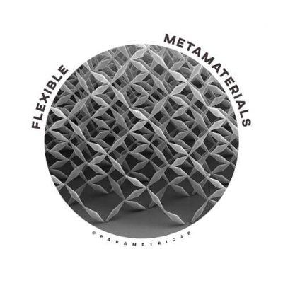 Flexible Mechanical Metamaterials
