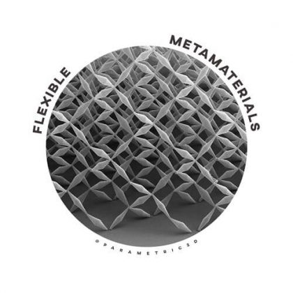 Flexible Mechanical Metamaterials