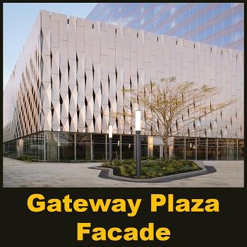 Gateway Plaza Facade
