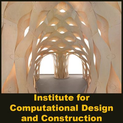Institute for Computational Design and Construction (ICD)