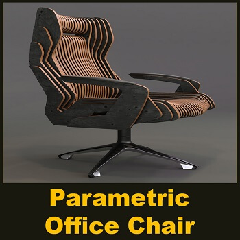 Parametric Office Chair