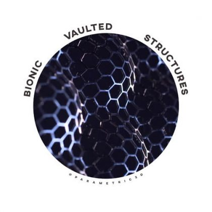 Bionic Vaulted Structures