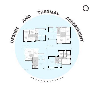 Design and Thermal Assessment - Parametric Design