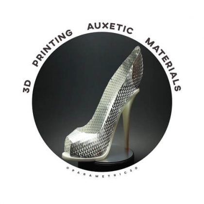 3D Printing Auxetic Materials