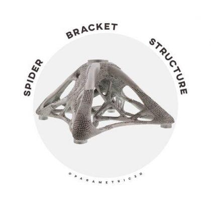 Spider Bracket Structure