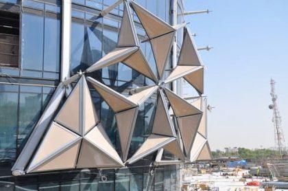 Kinetic Architecture - Al Bahar Towers