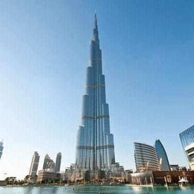 Architecture Projects - Burj Khalifa