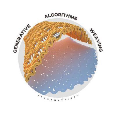Generative Algorithms Weaving