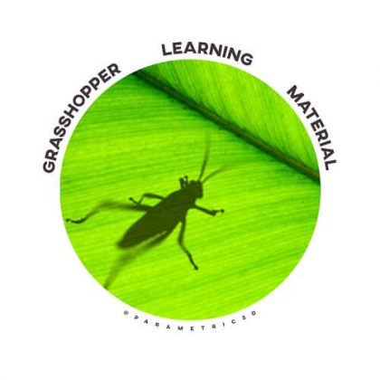 Grasshopper Learning Material
