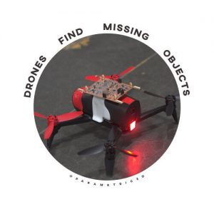 Drones Find Missing Objects