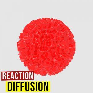 Reaction Diffusion Grasshopper3d Weaverbird