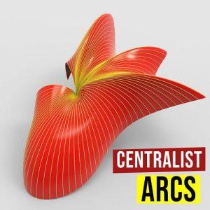 Centralist Arcs Grasshopper3d