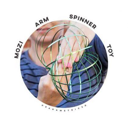 Mozi Arm Spinner