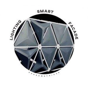 Lighting Interactive Smart Facade