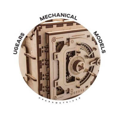 UGEARS Mechanical Models
