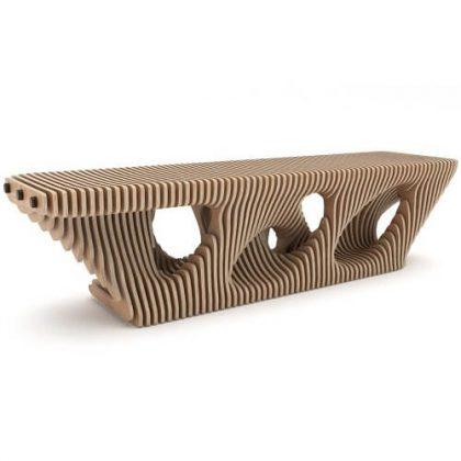 Cnc Parametric Bench