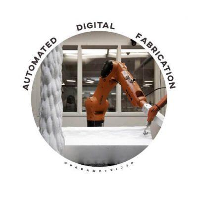 Automated Digital Fabrication