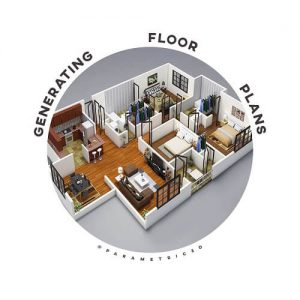 Generating Floor Plans