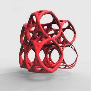 3D Voxel Pattern Grasshopper Definition