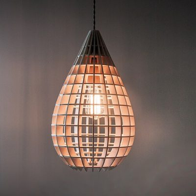 Tear Parametric Pendant Lamp