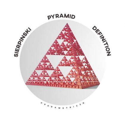 Sierpinski Pyramid Grasshopper Definition