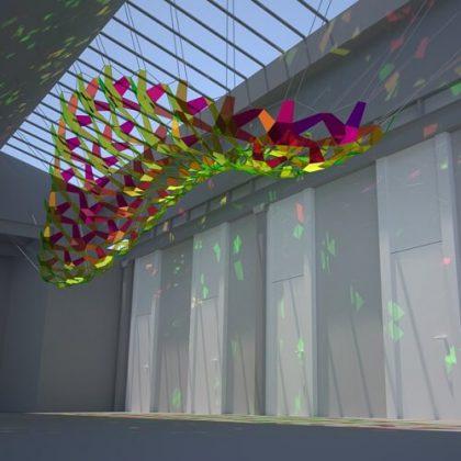 ColorFolds Parametric Design