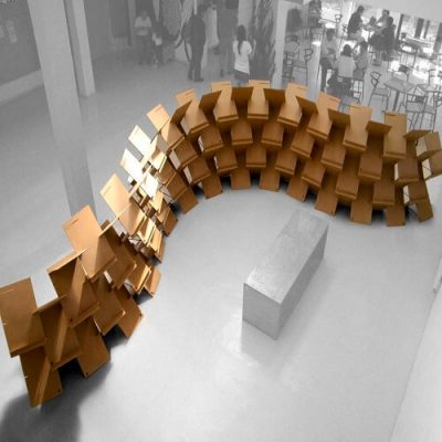 Pixel Wall Parametric Design and Fabrication
