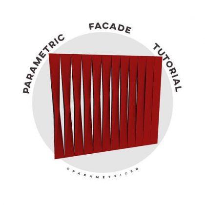 Parametric Facade Grasshopper Tutorial