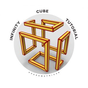 Infinity Cube Grasshopper Tutorial