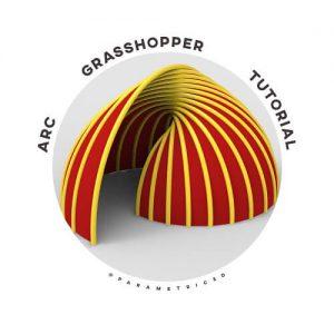 Rotating Arcs Grasshopper Tutorial