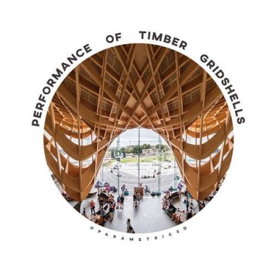 Geometry and Performance of Timber Gridshells