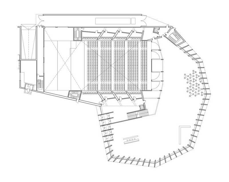 Mercury Theatre Parametric House