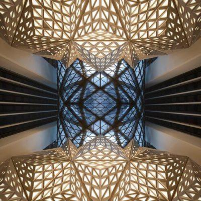 Morpheus Hotel Zaha Hadid Architects