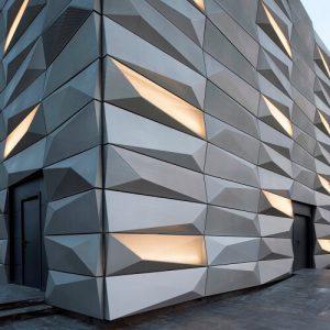 S2OSB Headquarters Facade