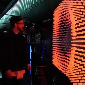 EQ Teaser Kinetic Wall