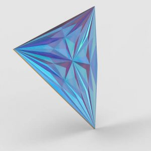 Triangular Subdivision Grasshopper3d Definition