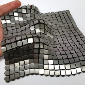 NASA 4D-print 'space chain mail' to protect astronauts from flying meteorites