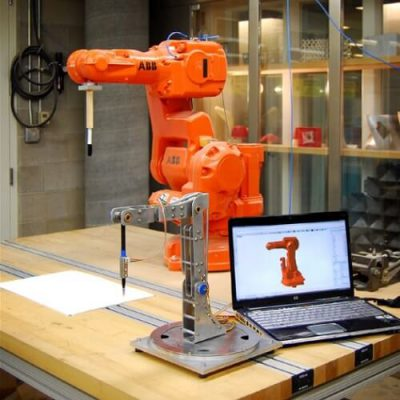 A Five-axis Robotic Motion Controller for Designers