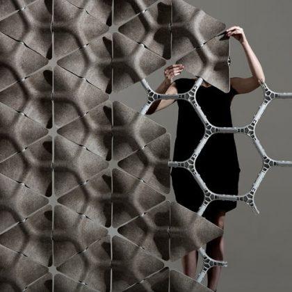 Scale: A Flexible, Modular Acoustic Partition System