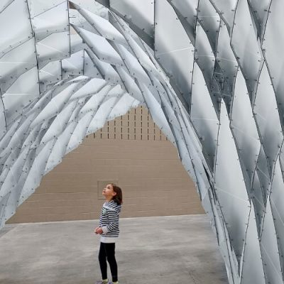 Design, fabrication and assembly of Caret 6, a modern Gothic vault