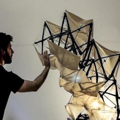 Remembrane: A Shape Changing Adaptive Structure