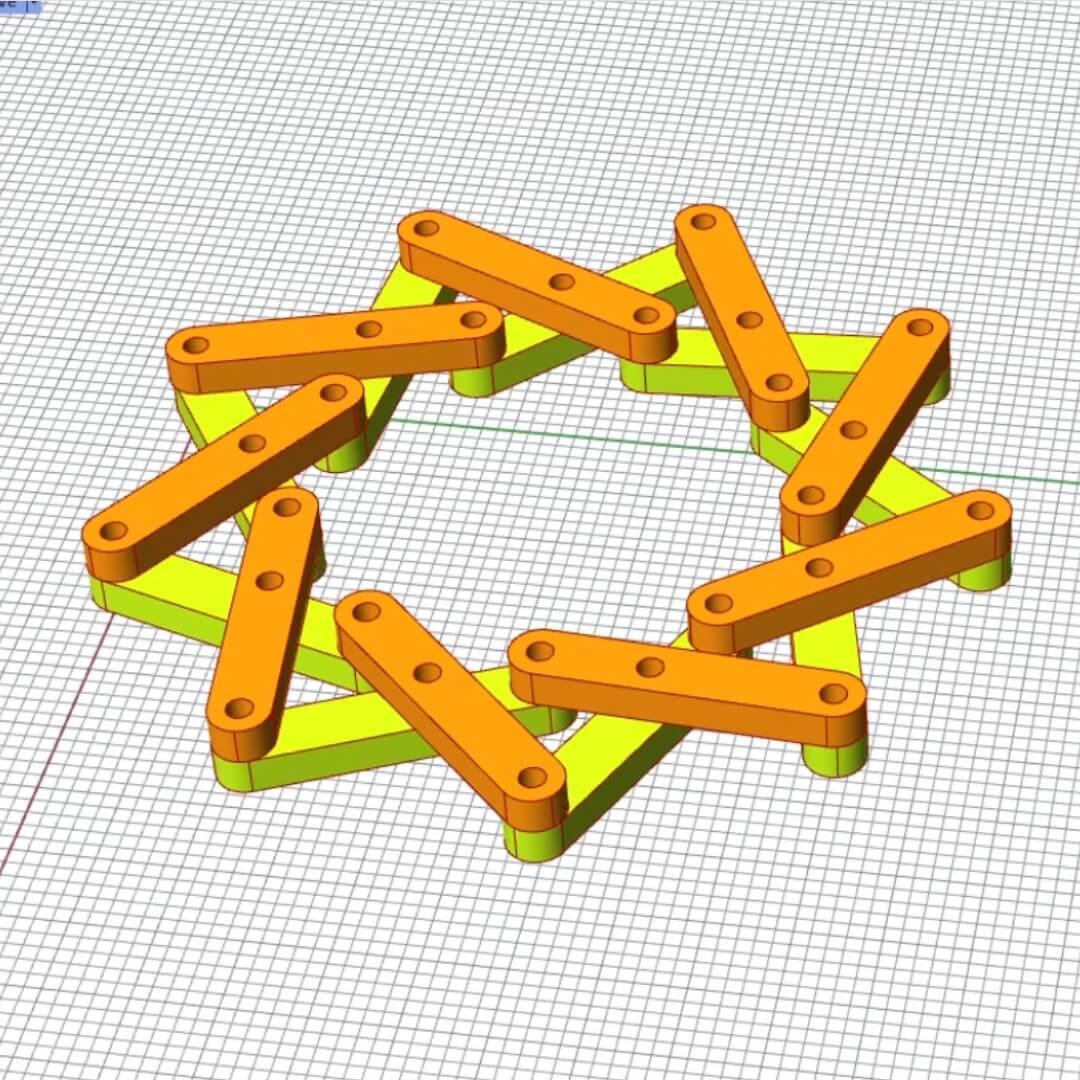 Scissor Structure